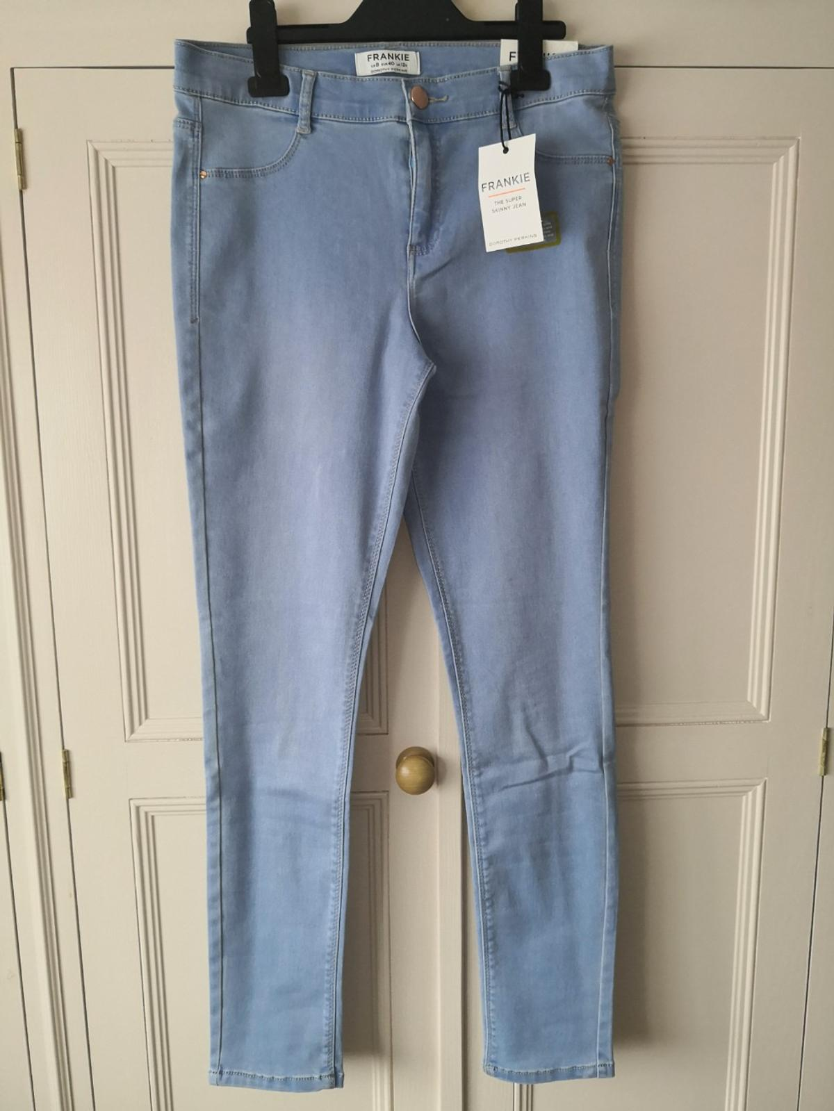 My daughter had 3 pairs of these as they were her favourite jeans, these were never used before she grew to tall. Nice & stretchy, super comfy, very flattering on.