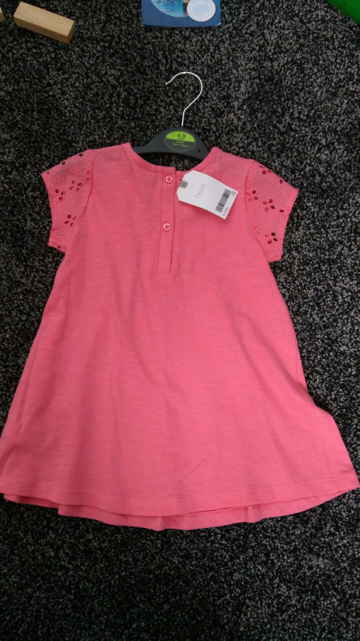 Brand new with tags, Next, pink summer dress.