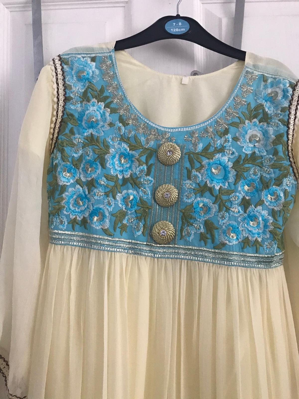 Immaculate condition Size 34 Dupatta and trousers included