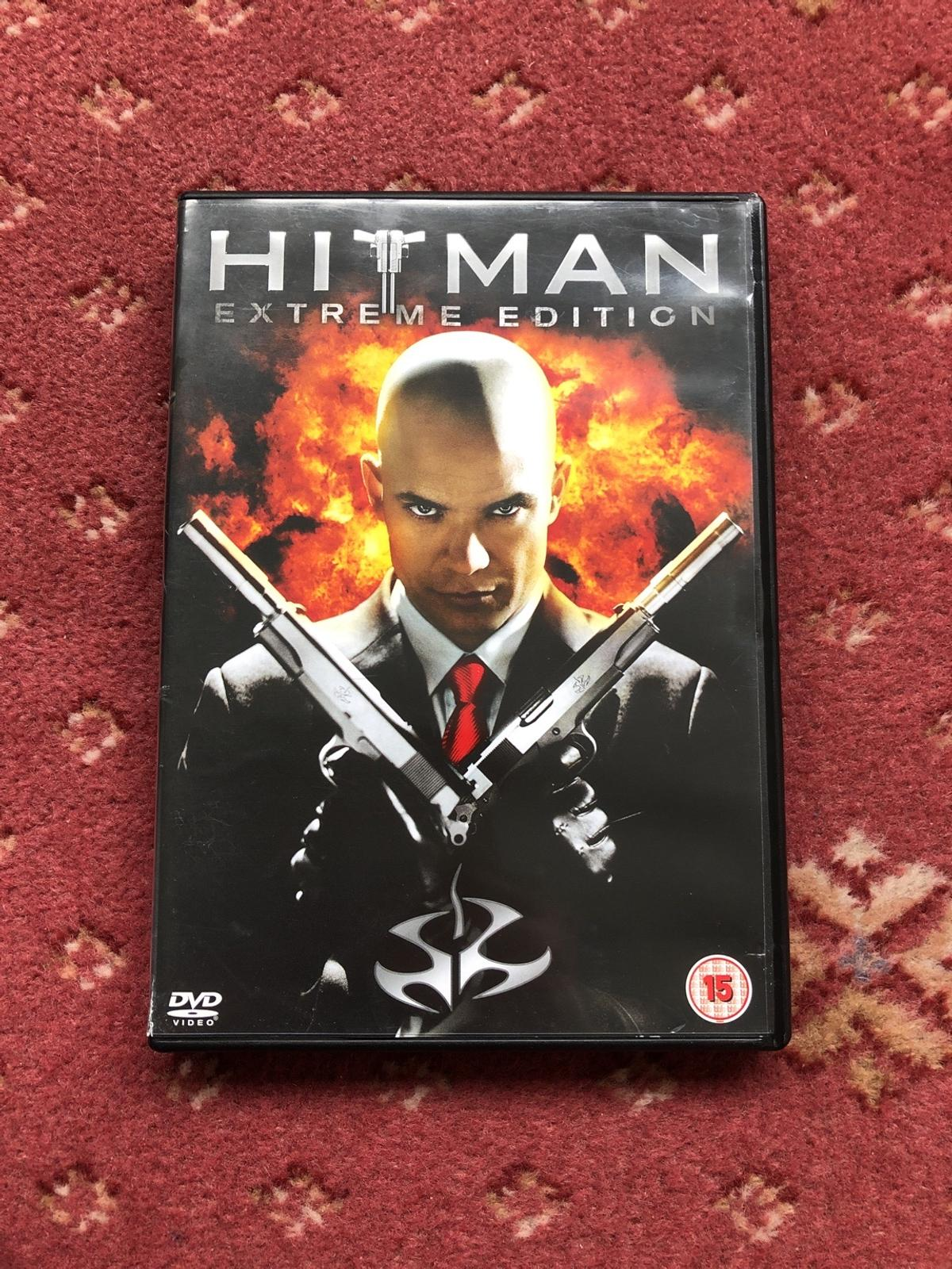 Hitman extreme edition DVD  Collection Can deliver locally Will mail for cost of postage