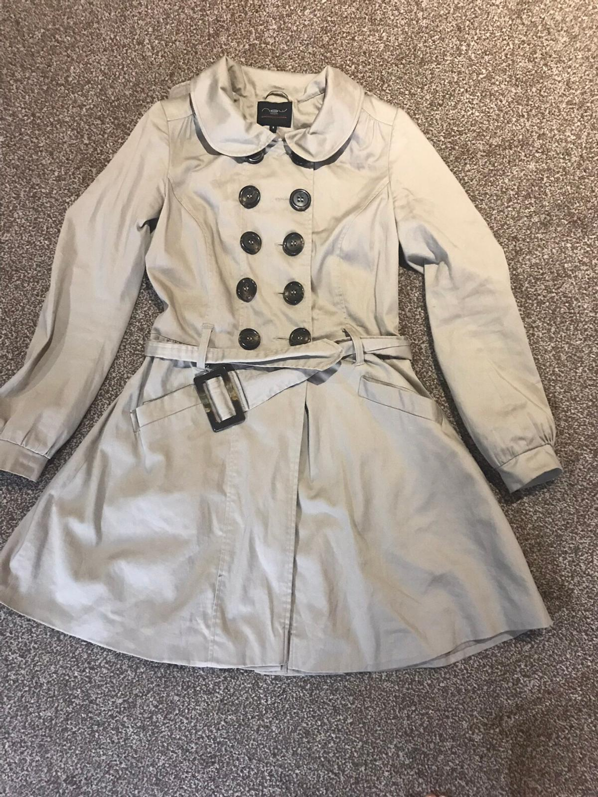New Look Coat In great condition Size 8 message me for more information