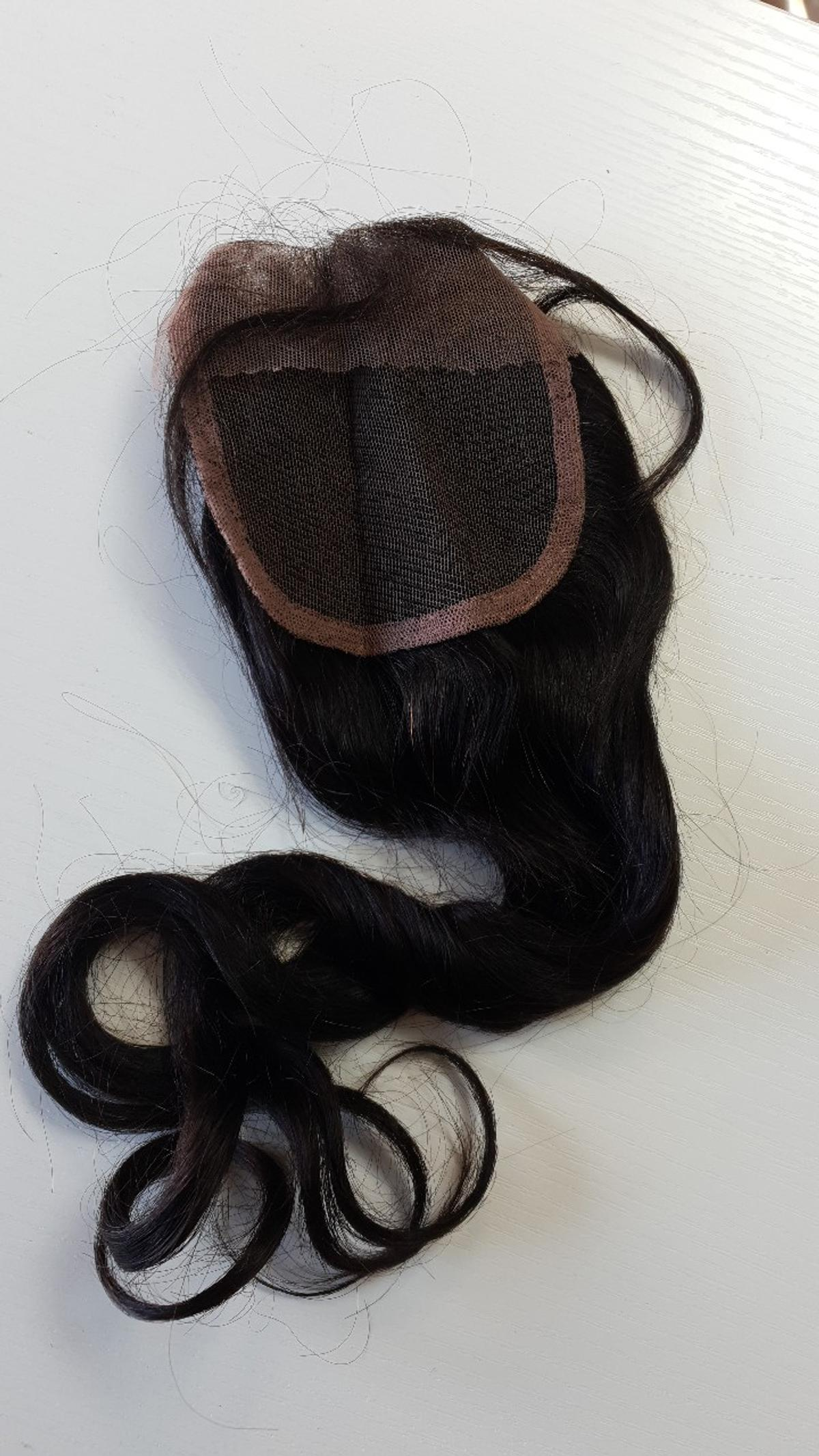 middle parting lace closure 14 inches 50g  collection in shop or next day delivery  CALL text WhatsApp for instant reply  07963605032