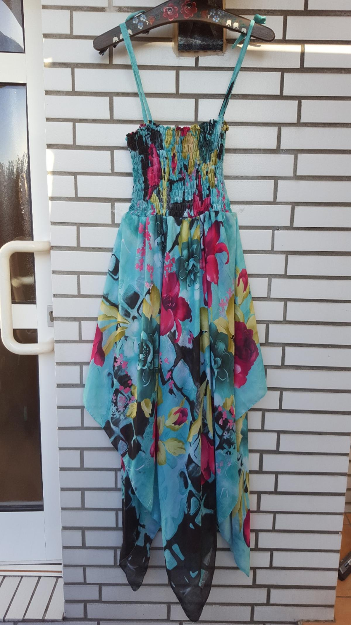 maxi kleid/strandkleid/made italy in 45768 marl for €15.00