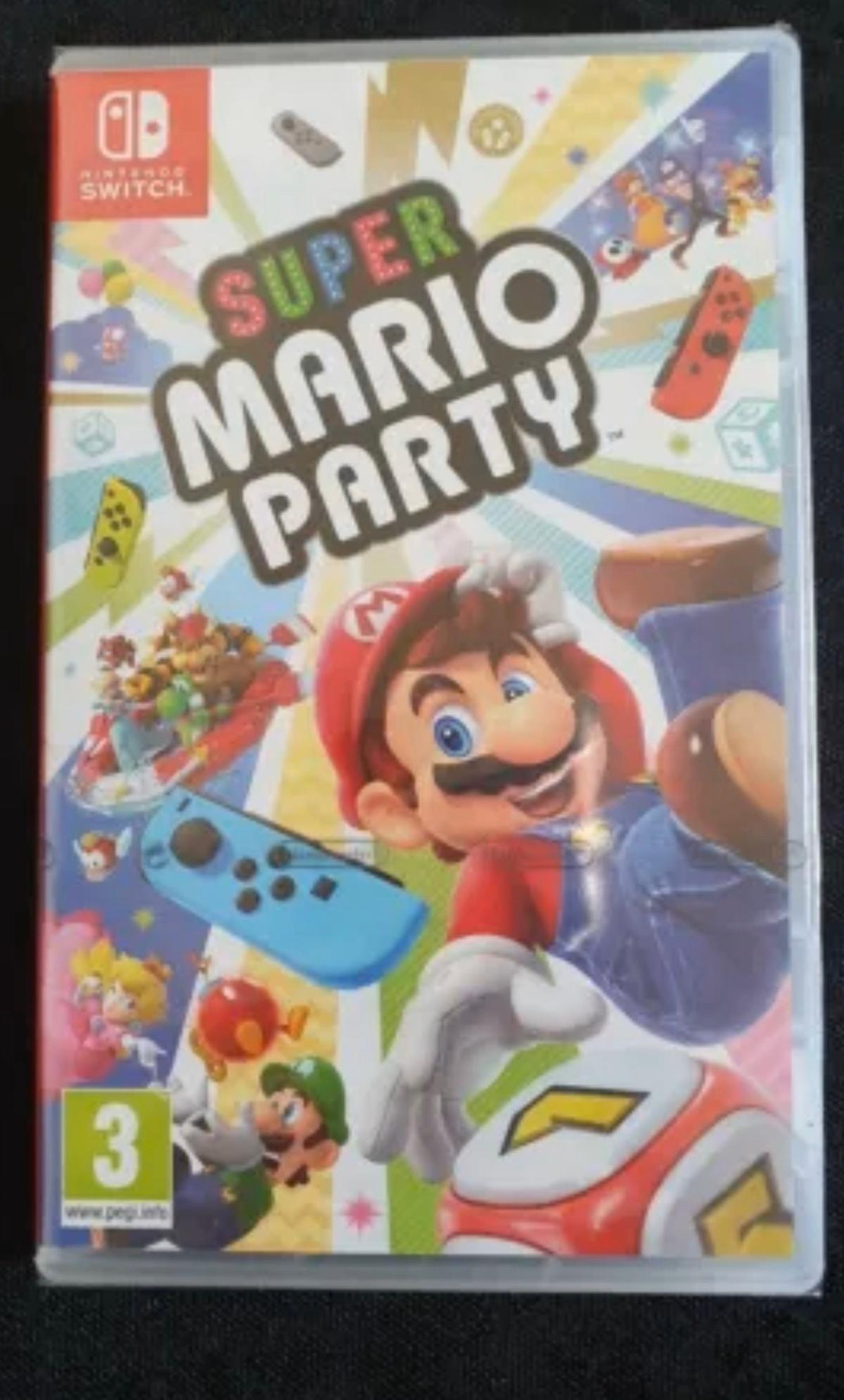 Mario Party Switch In Bd8 Bradford For 20 00 For Sale Shpock