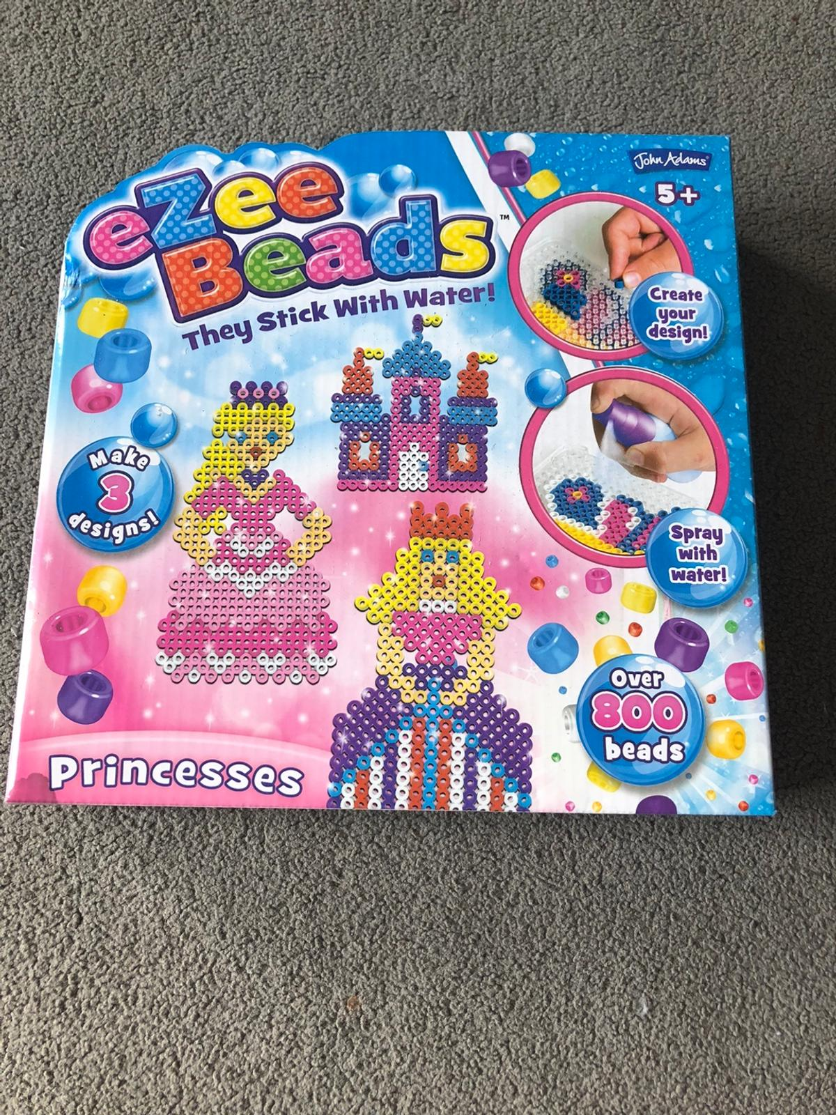 Brand new never been opened eZee Beads set. Only selling as my daughter prefers a different style. Smoke free and pet free home. Collection only. £8 ONO