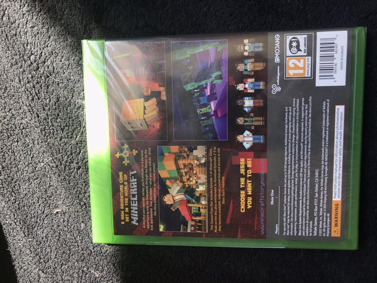 Brand new in orginial packaging unopened Found clearing Xbox one