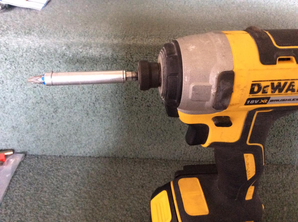 A power drill but does not have the charger with it but does have a chargeable battery supplied with this Power Drill Cordless