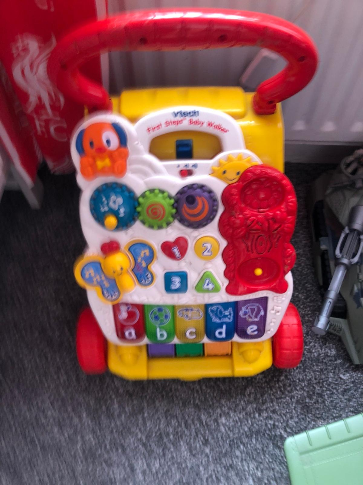 Son no longer needs £4 missing then phone but doesn't affect use at all still working batterys in
