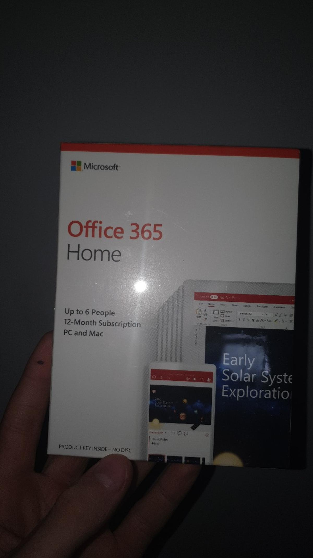 brand new came bundled with laptop. selling cheaper than Microsoft website