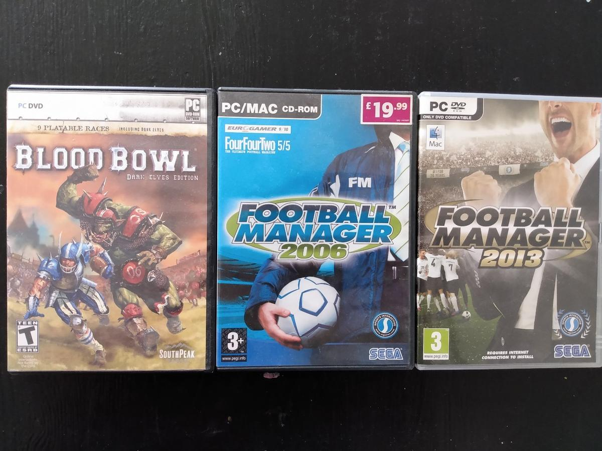 Blood Bowl, Football Manager