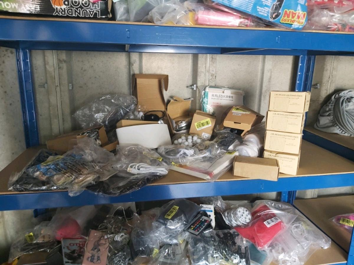 Mixed Lighting Joblot 50PCS RRP £550 + Mixes Of Lights From LED, Solar, Curtain Lights, Fairy Lights And Much More!! Plenty Of Money To Be Made On Re-Sale!! Message With Questions Or Offers