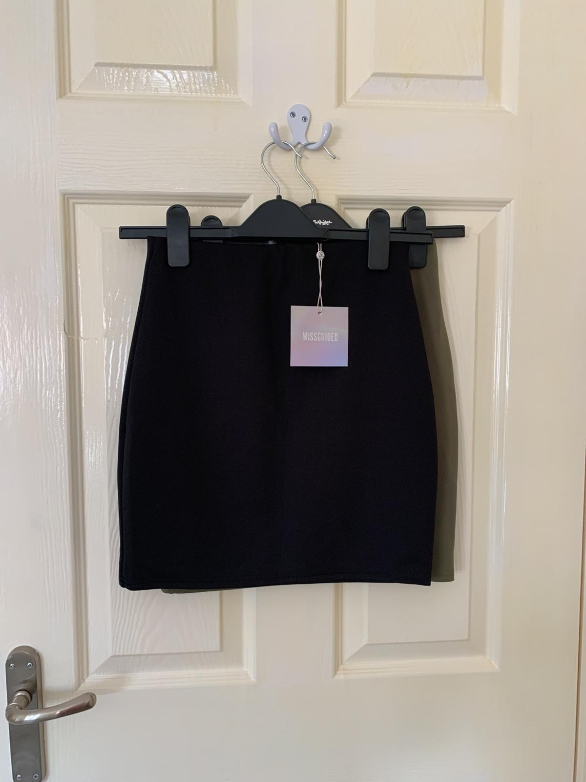 UK 6 , black and khaki never worn new with tags. £5 for both