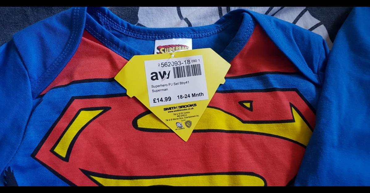 brand new with tags RRP £14.99