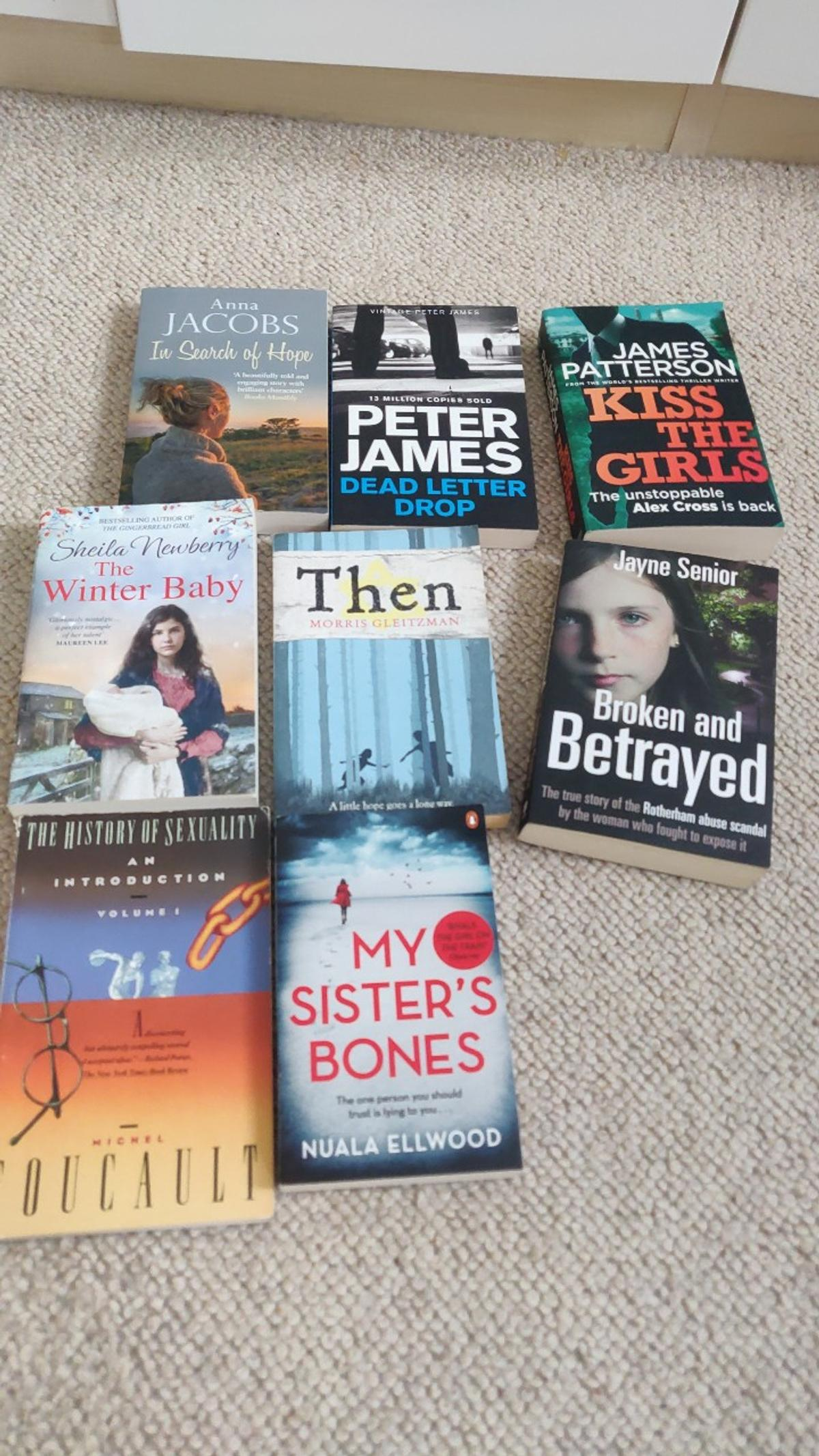 all books for 5£