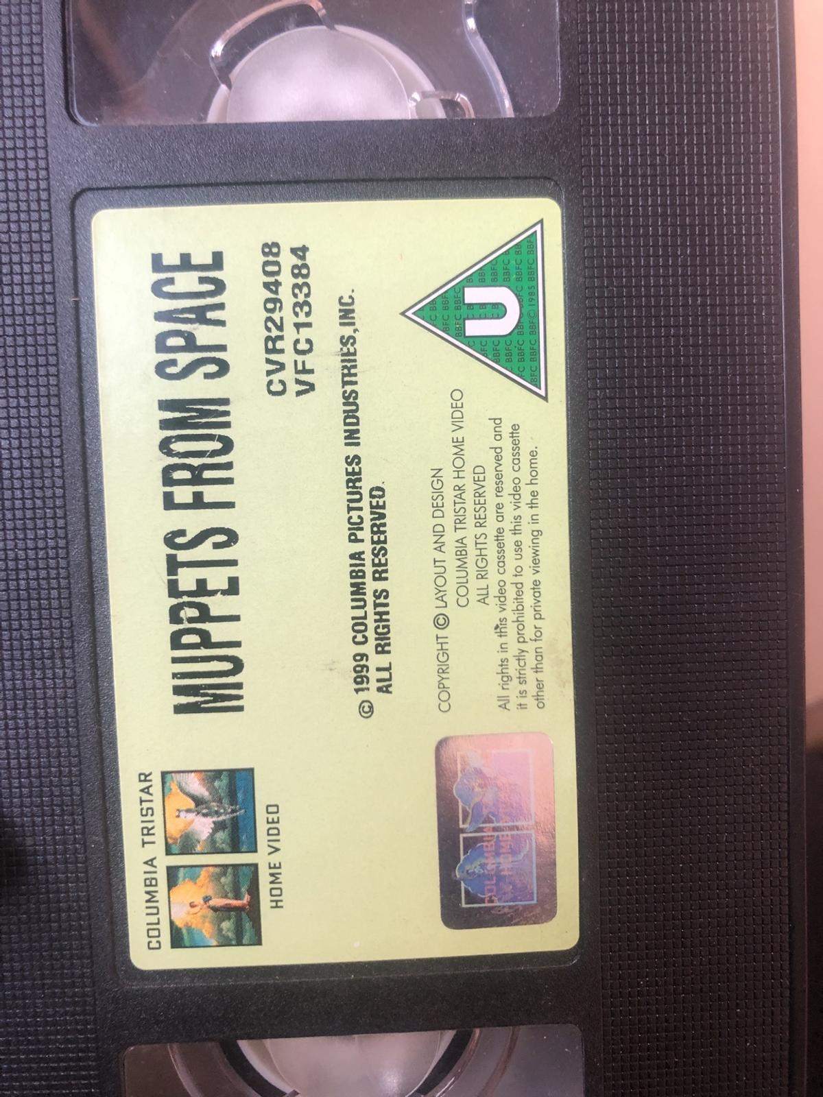 VHS videos can be separately sold too