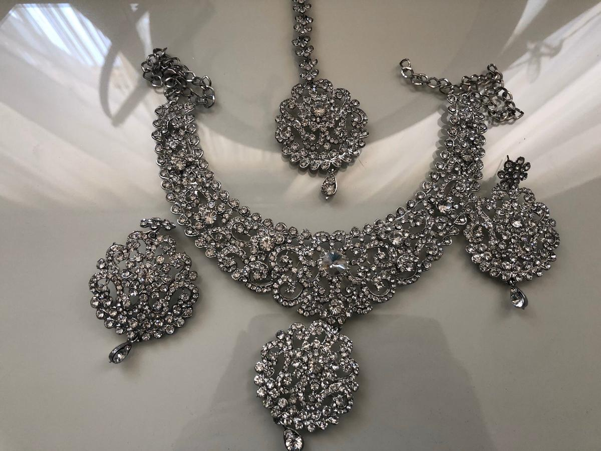 Asian jewellery used just once