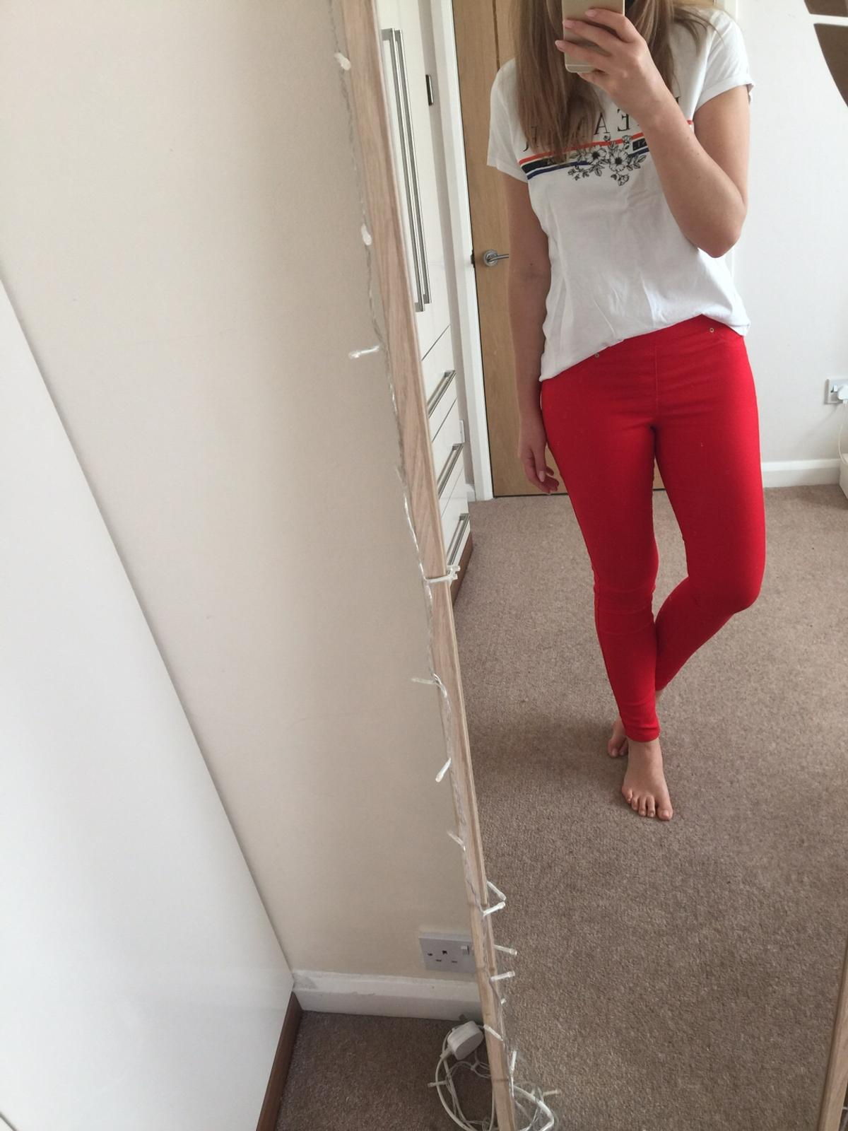 Red Label says size EUR 36