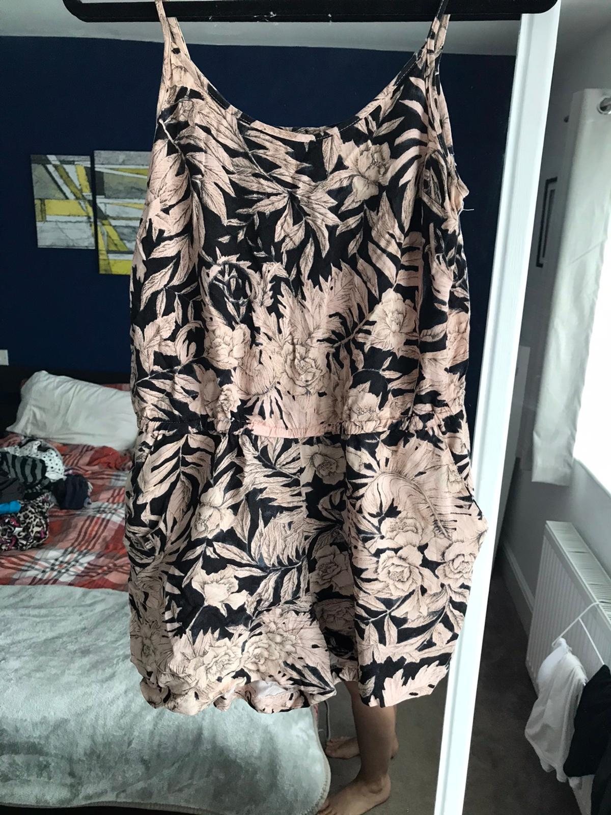 H&M Jumpsuit Uk Size 10-12  Collect from DY11 Kidderminster