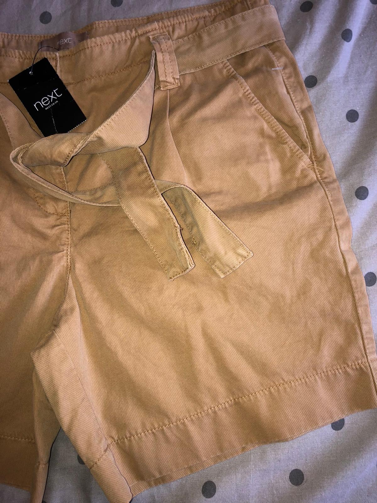 Brand New With Tags Ladies Shorts Next Size 12 Collection from Sedgley DY3 3TW Postage £3.50
