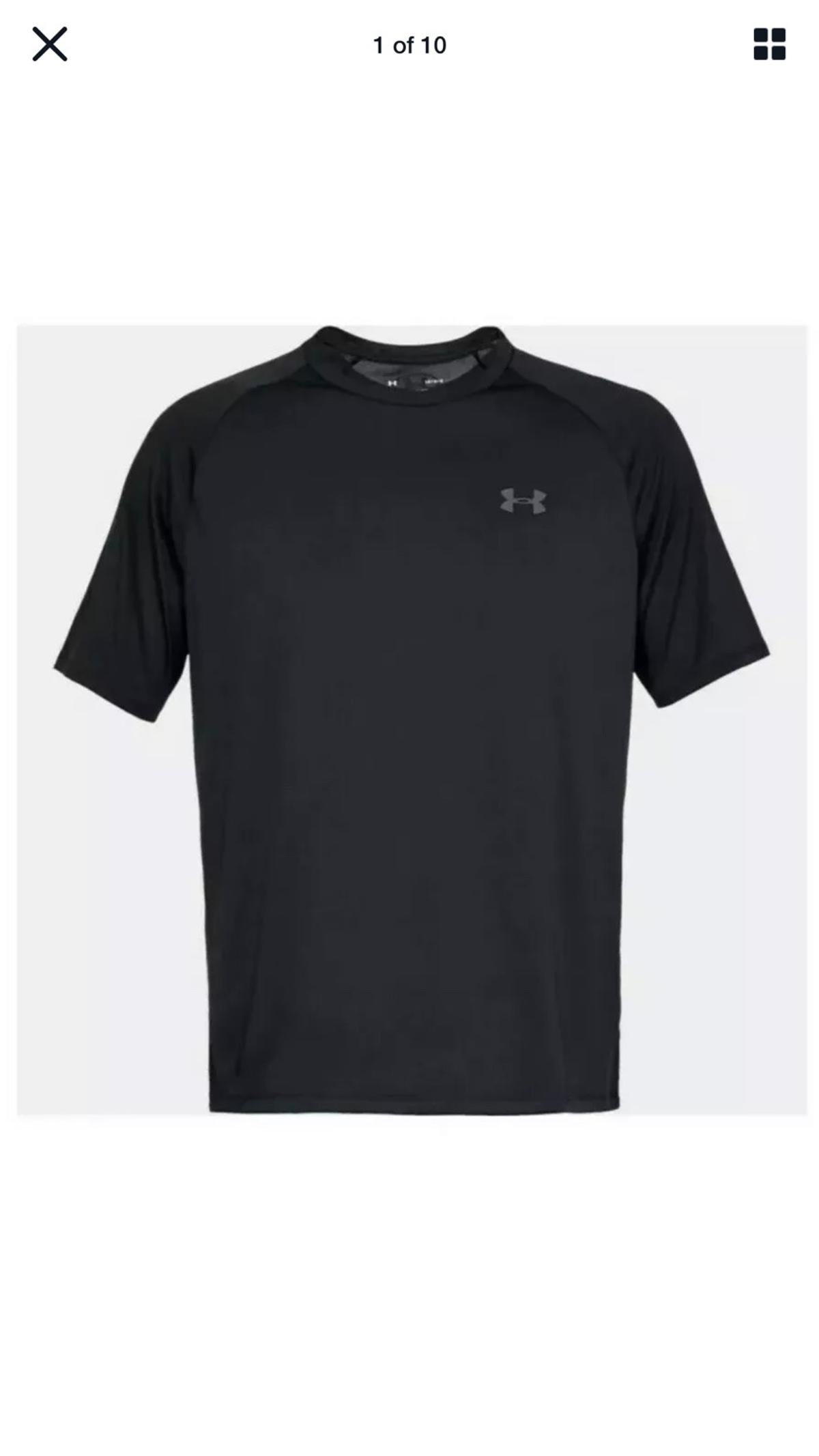 Under Armour Men UA Tech 2.0 SS Short-Sleeve T Shirts Sports Gym Size Small. Condition is New with tags.
