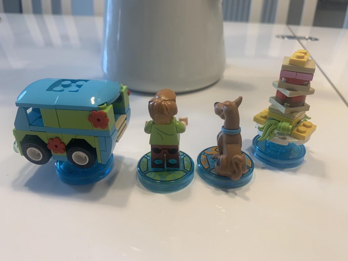 Scooby doo set as pictured. PayPal F&F or collection
