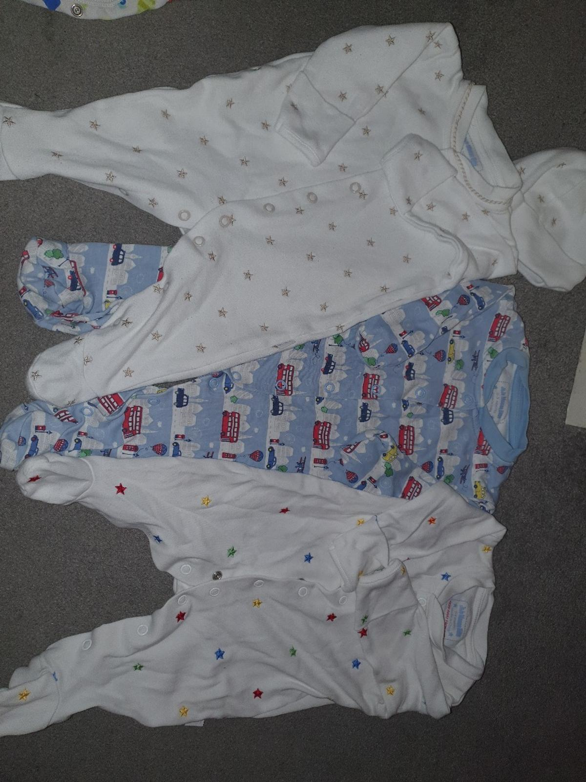 3x babygrows, all lovely condition,