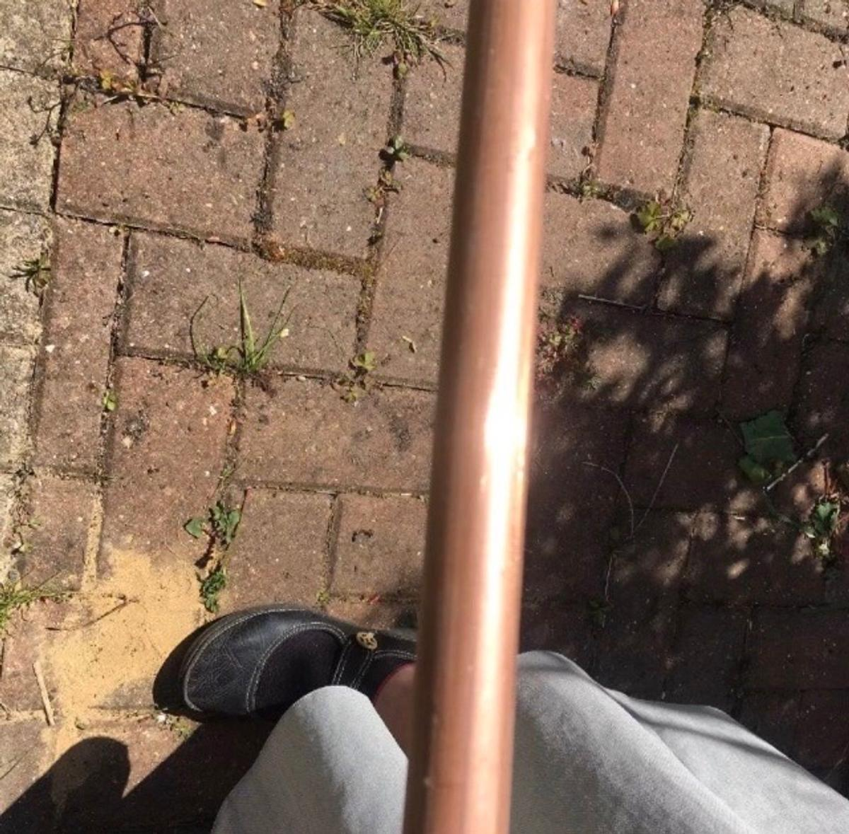 Copper Pipes 22mm 3 meter Lengths x 12  X 12 copper pipes  22mm diameter.  Brand new.  Unused.  Kept in dry storage.  Collection only.