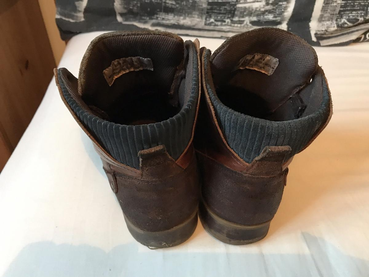 River island mens boots In good condition Size 7