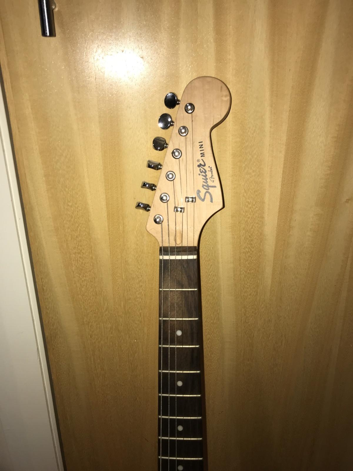 Fully working guitar, nothing wrong with the guitar. Also comes it a case.