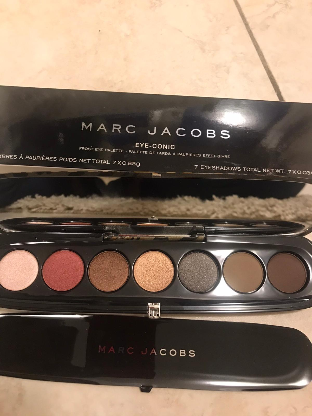 Genuine Marc Jacobs eye palette new condition limited edition Stunning colours Open to offers