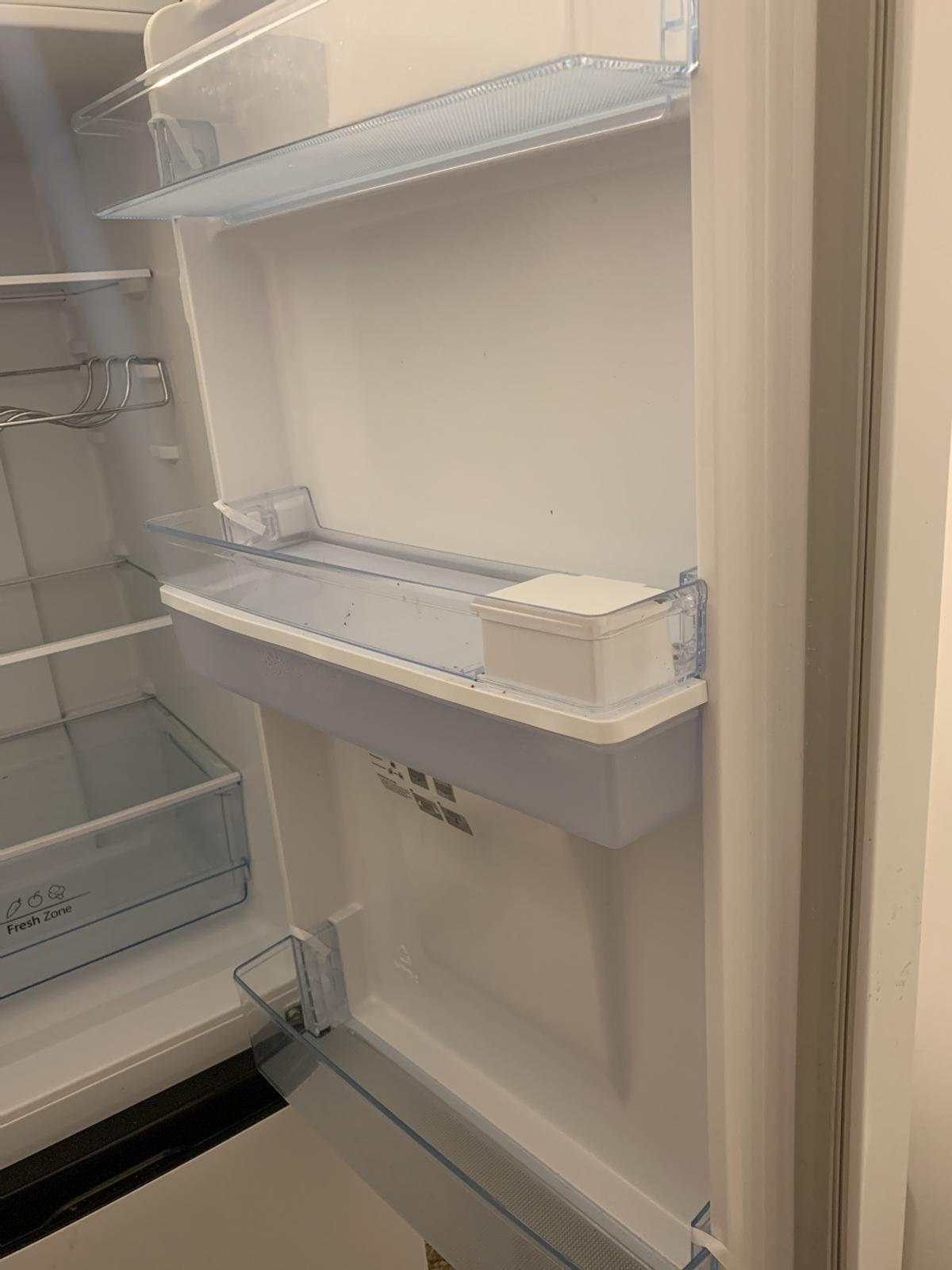 Brought April 2018. Fridge works completely fine but freezer has a little issue, it freezes the food but struggles to freeze ice cream (maybe not cold enough)  Any question please ask