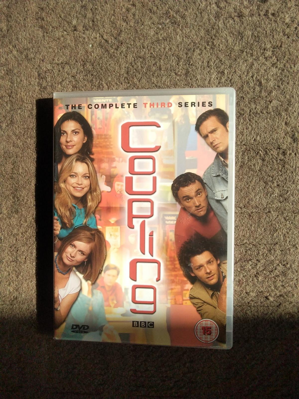COUPLING BBC THE COMPLETE THIRD SERIES 2 X DVDS BOXED SET PICK UP OR CAN POST TO YOU