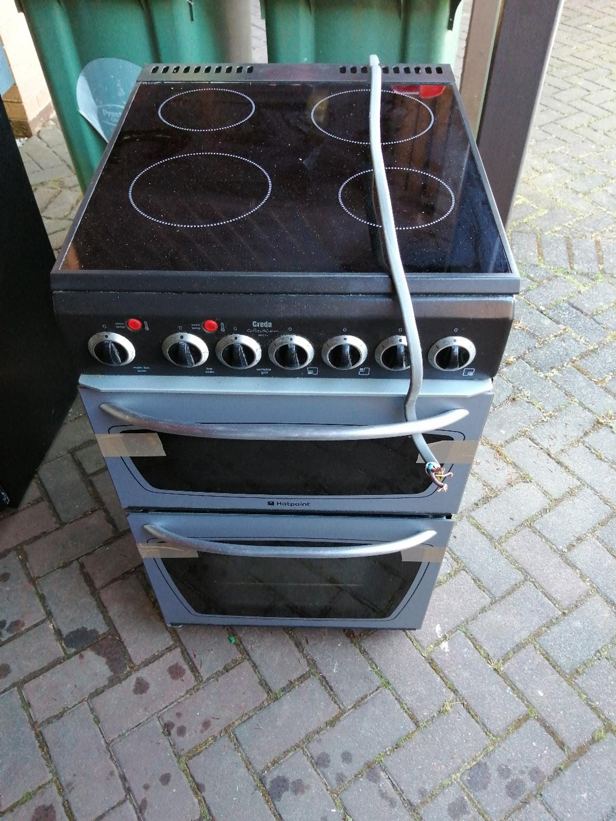 Electric Cooker Collection only