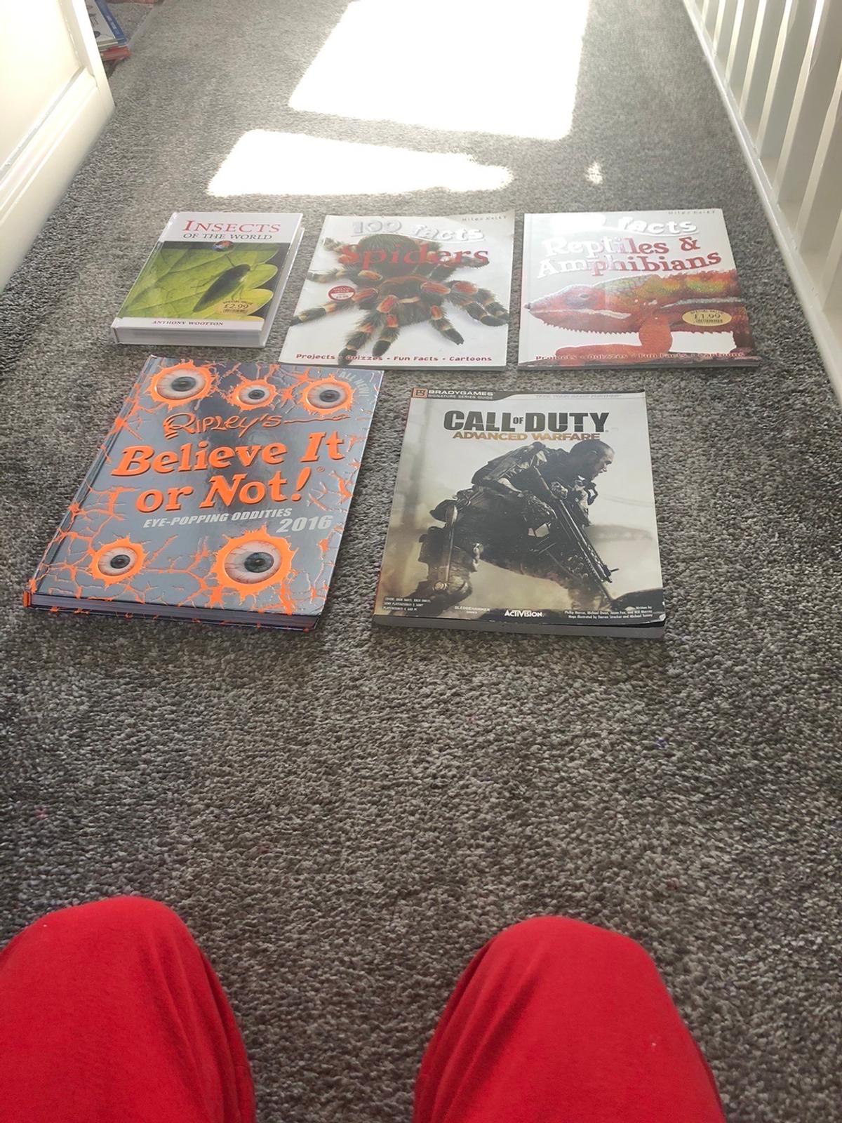 Minecraft,Pokemon,Call of Duty,Instects and Many More Collection Only
