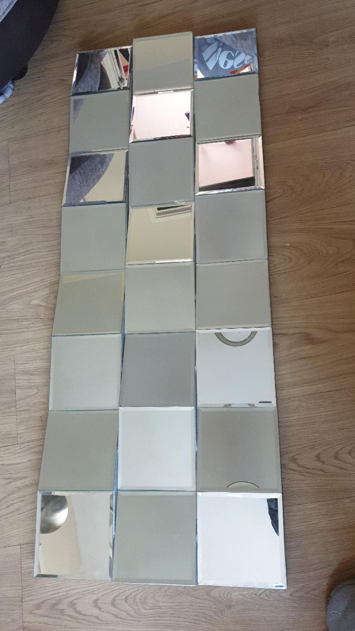 wall art mirror good condition see other ads