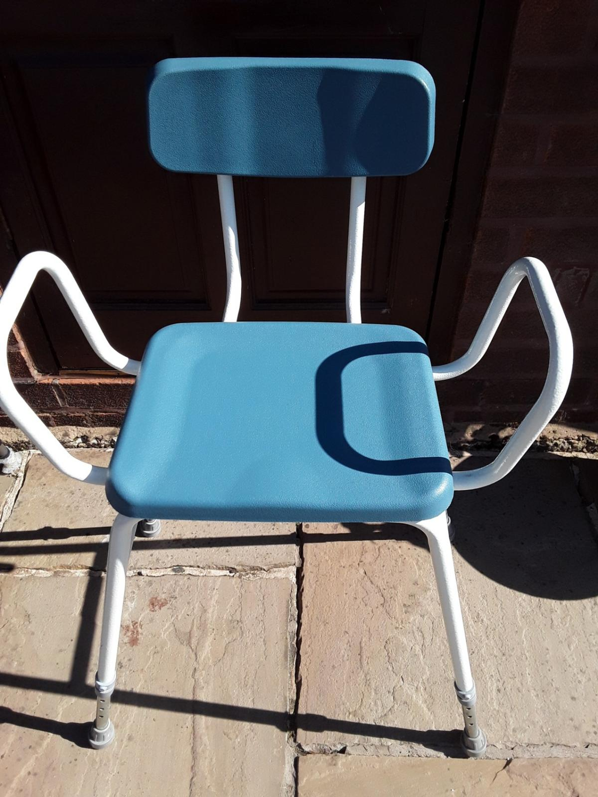 padded seat and extendable legs collection only Radcliffe m26 3wf lancs