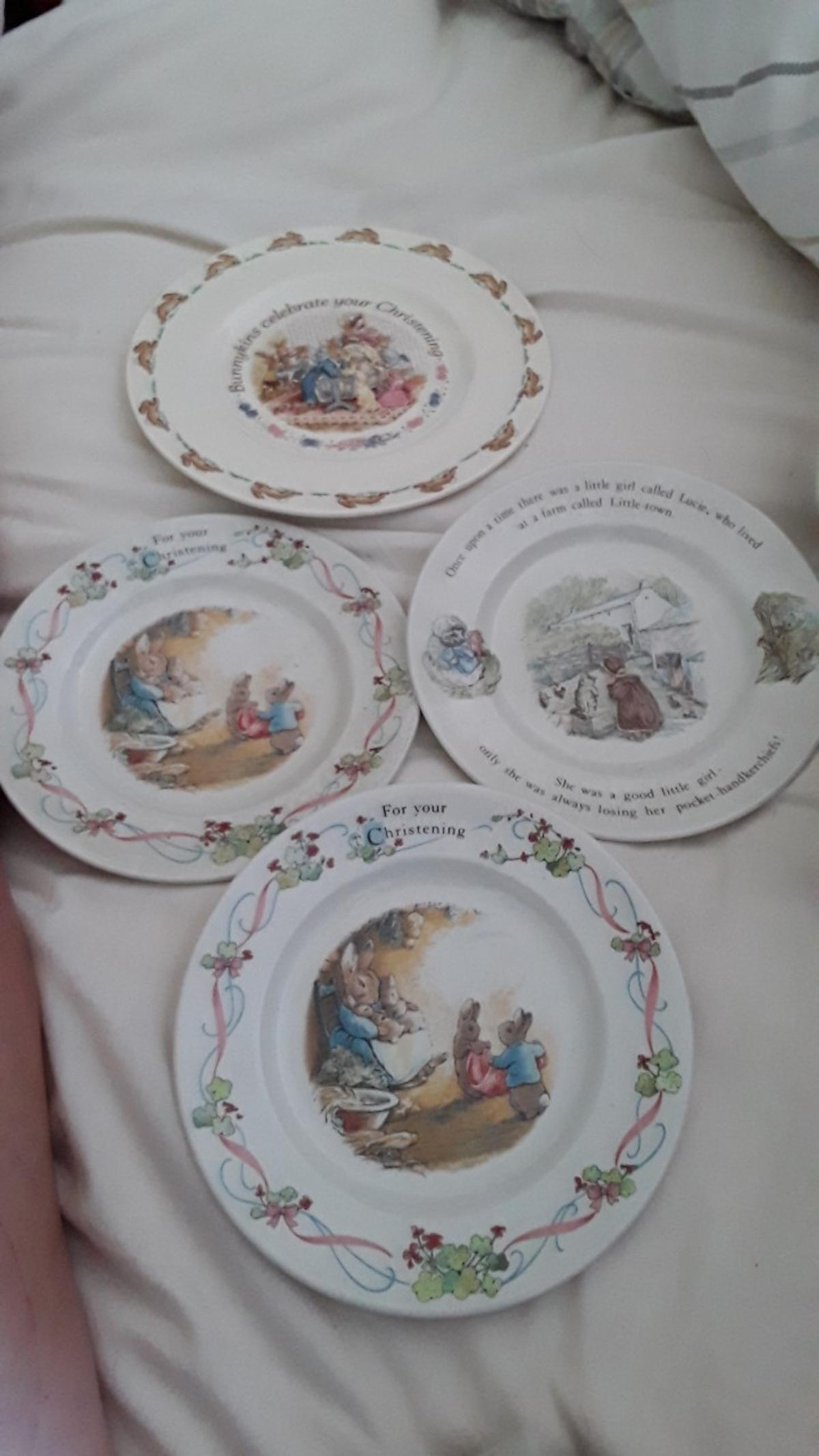 PETER RABBIT. ALL IN EXCELLENT CONDITION £5.00 each or all for £15.00