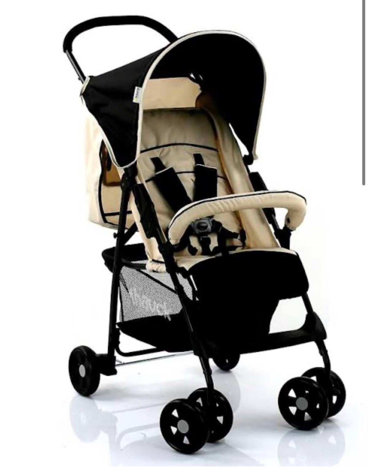 Hauck Sport Pushchair with Raincover - Almond / Caviar  Used!  Open to offers No silly offers please  In very good condition Brand: hauck Weight: 6.2 kg Seating capacity: Single