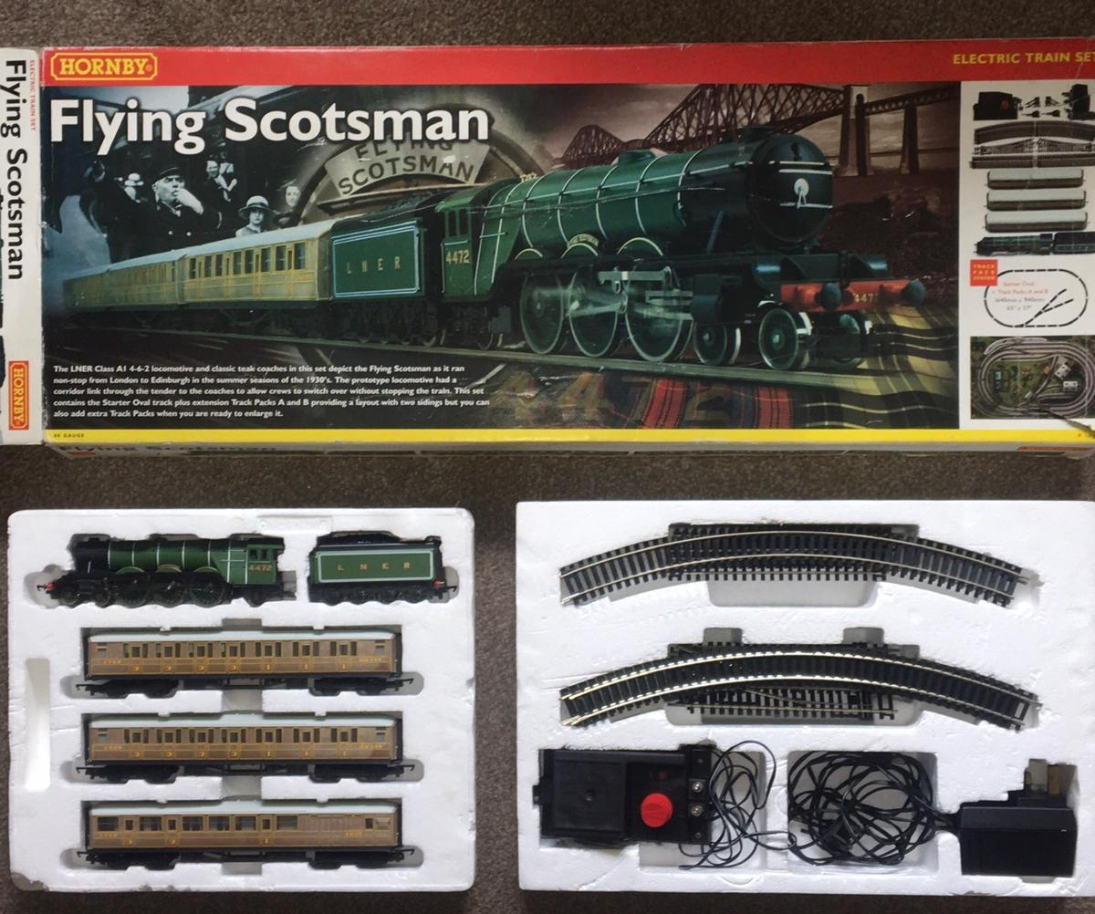 In good working order This is the age of the train set