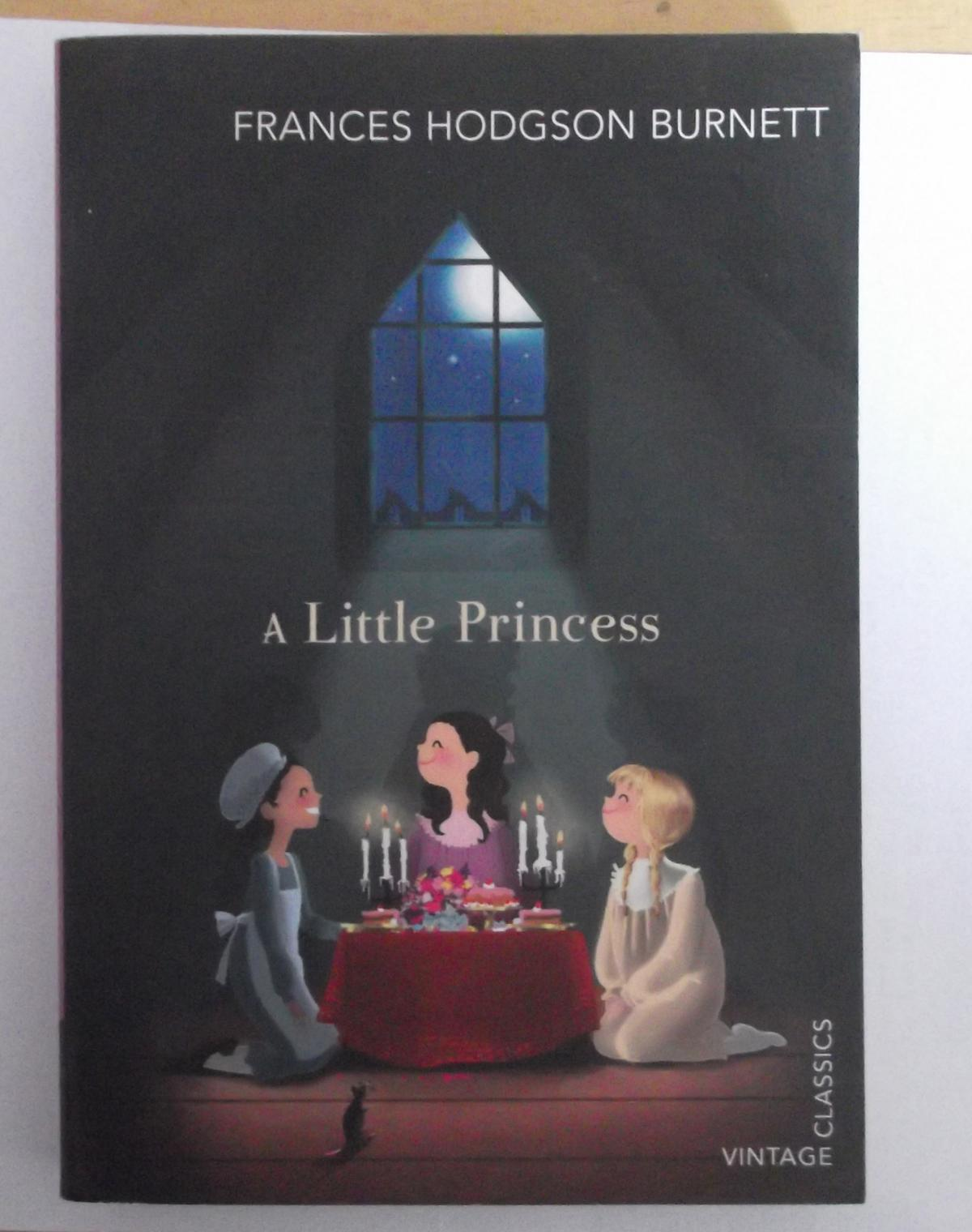 A Little Princess paperback book by Frances Hodgson Burnett. Very good condition. Selling as daughter no longer reads it and having a clear out.  I am willing to post at extra cost and price will be checked upon request.