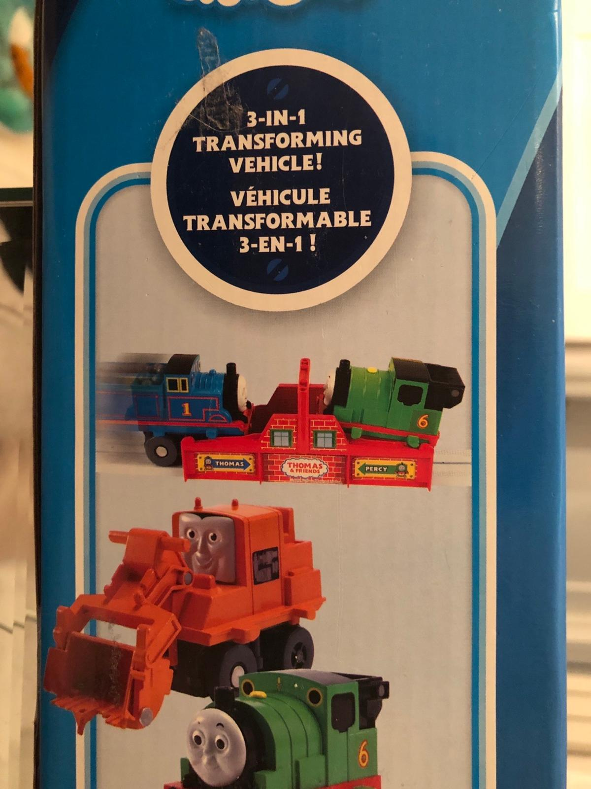 Thomas & Friends Big Loader. Only played with a couple of times. Brand new really. Excellent condition. All put back in original box with instructions. Age 3+. Buyer to collect from Bexley.