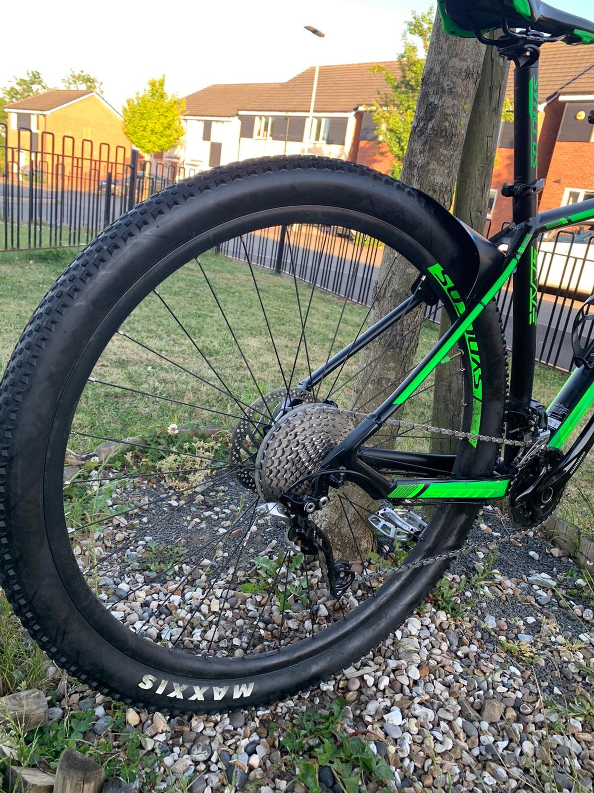 Scott scale 960 29er men's mountain bike Very good condition 29 inch wheels Large frame DMR pedals Serviced and ready to ride! Buyer will not be disappointed