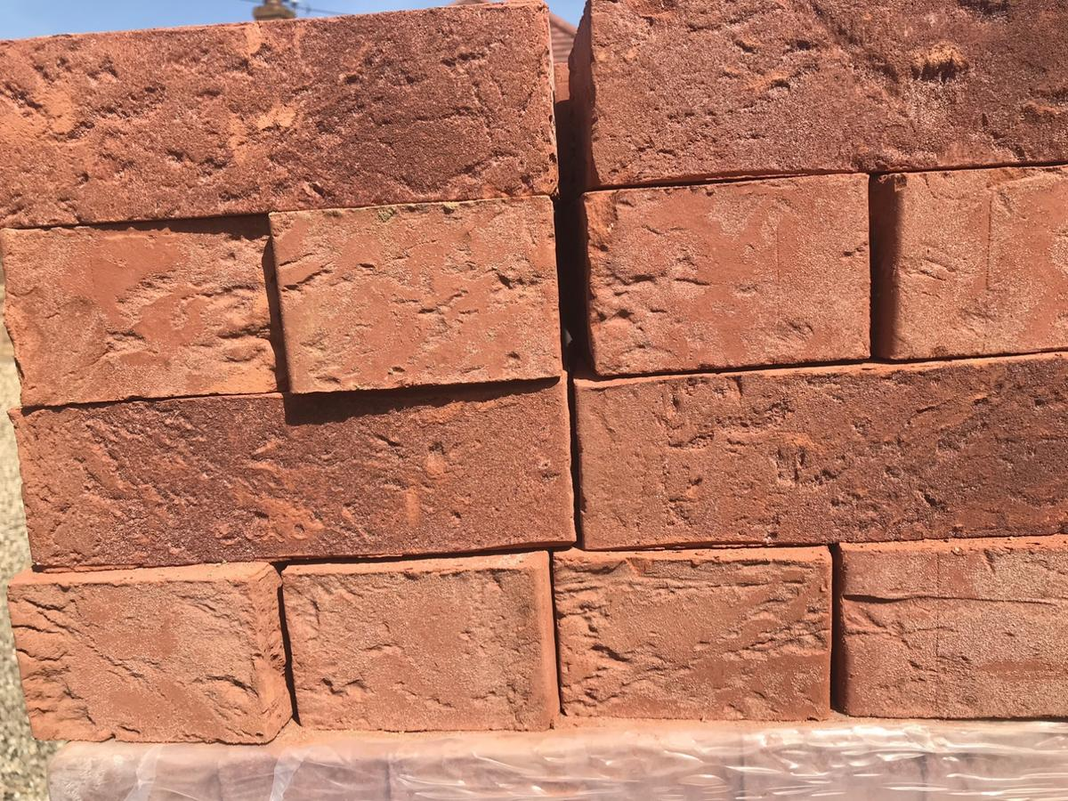 ET Clay Stapleford bricks. Brand new still in packaging. 500+ bricks Too many ordered for repair of garage. COLLECTION ONLY Nazeing Essex