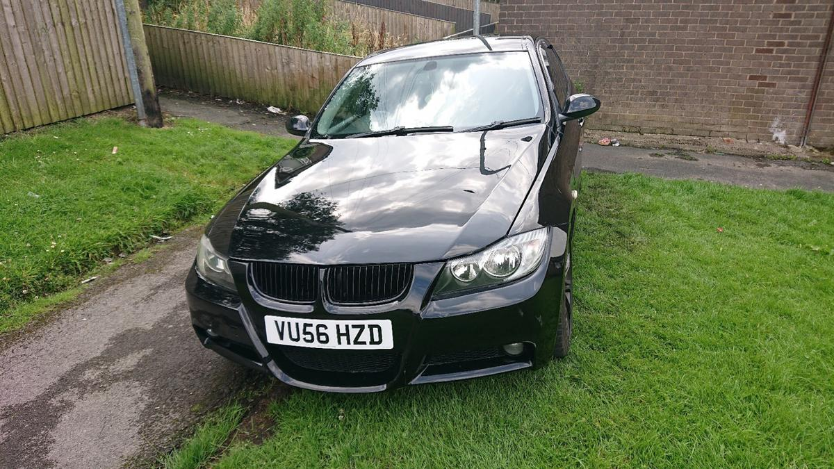 Bmw E90 320d In Oldham For 1 600 00 For Sale Shpock