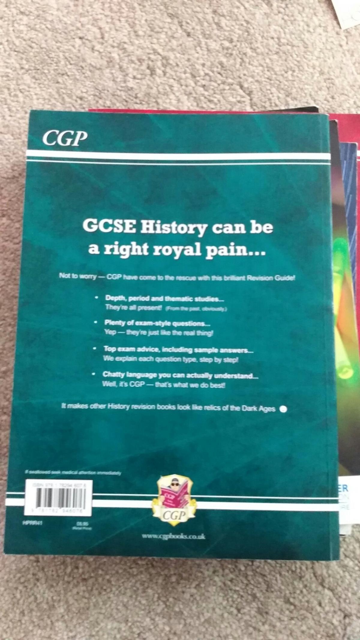 OCR B: schools history project. the revision guide