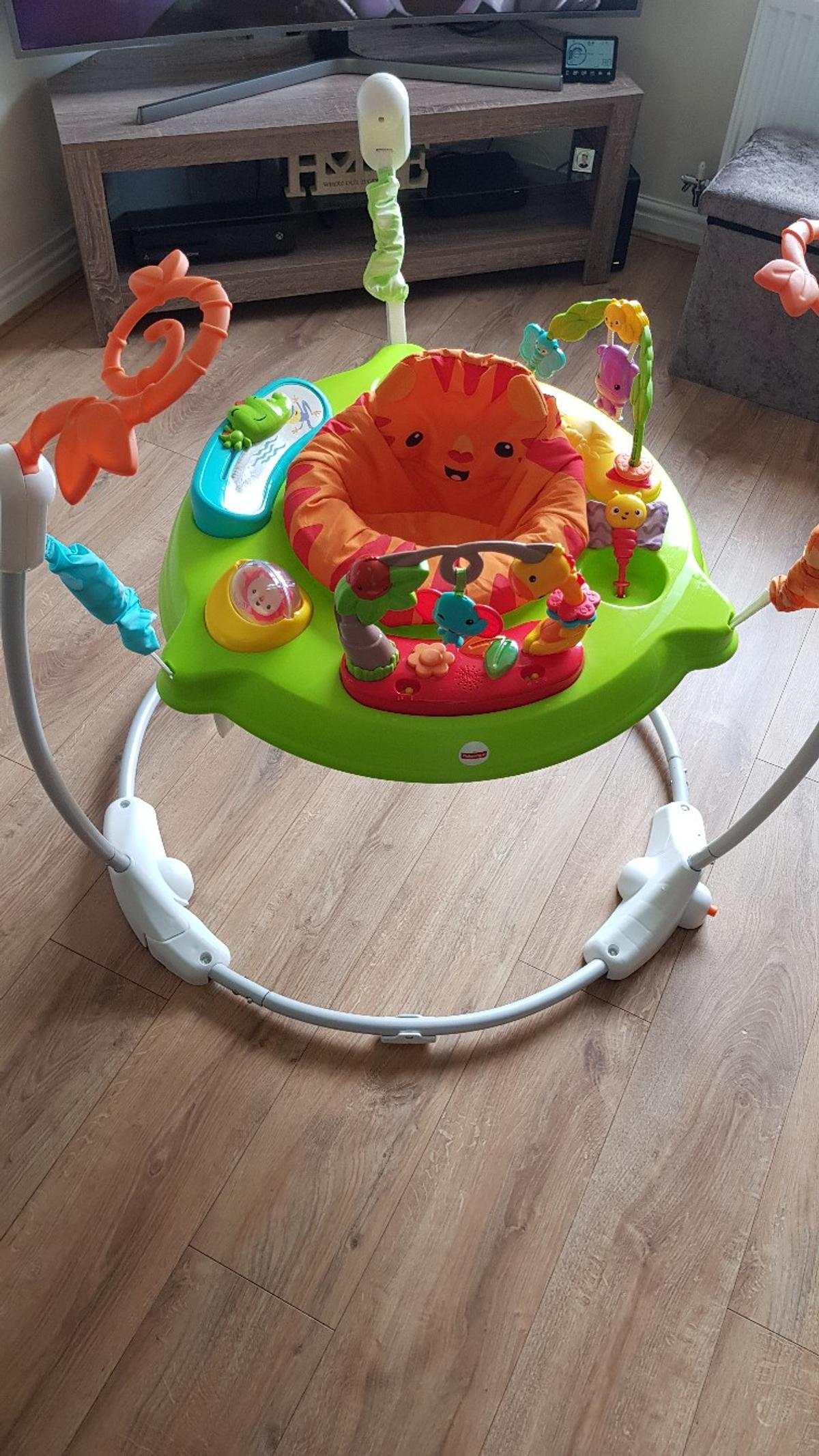 Jumparoo in good condition, no longer needed as little one has outgrown it.