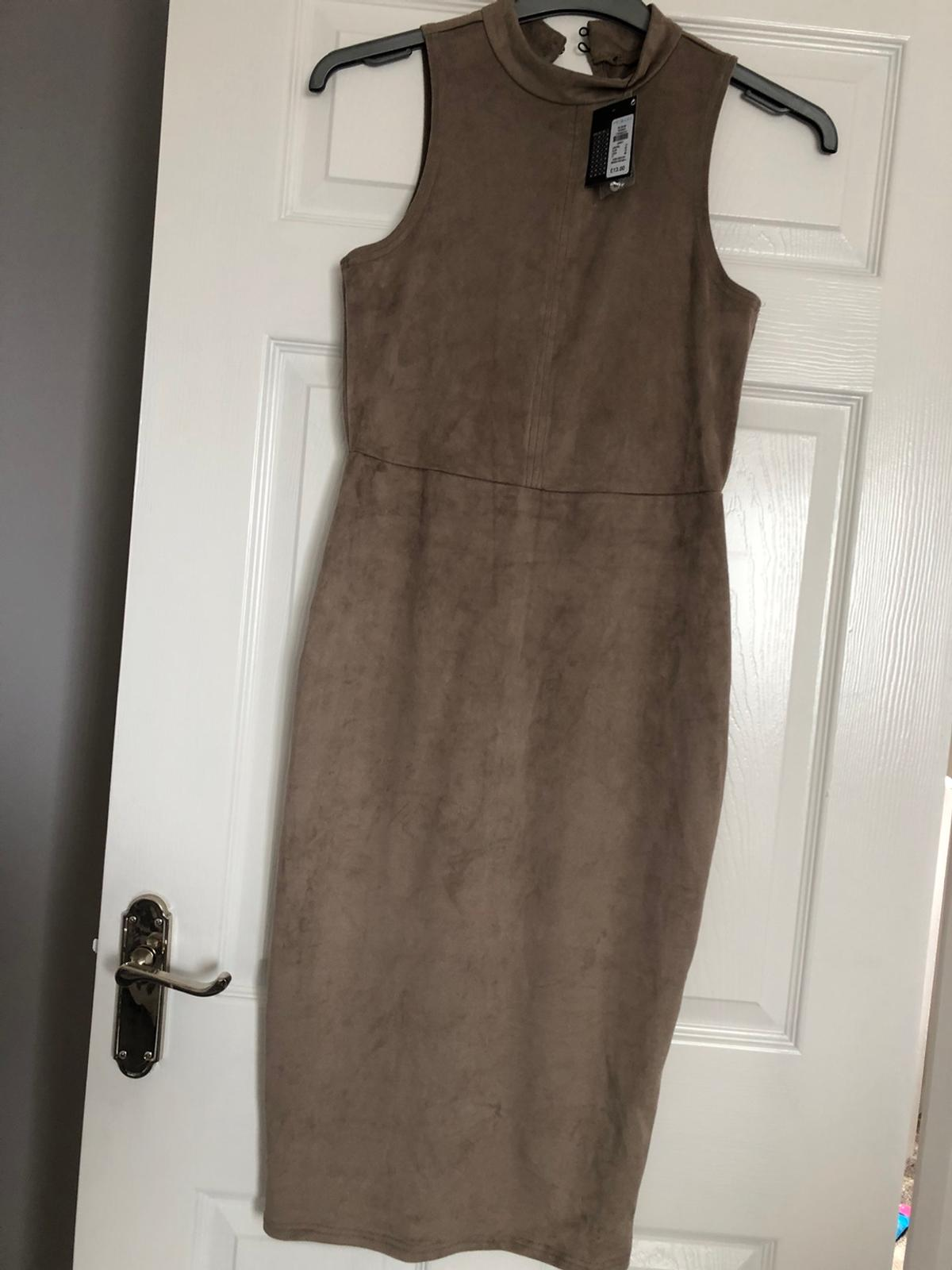 Primark size 14 new with tags nude/grey dress