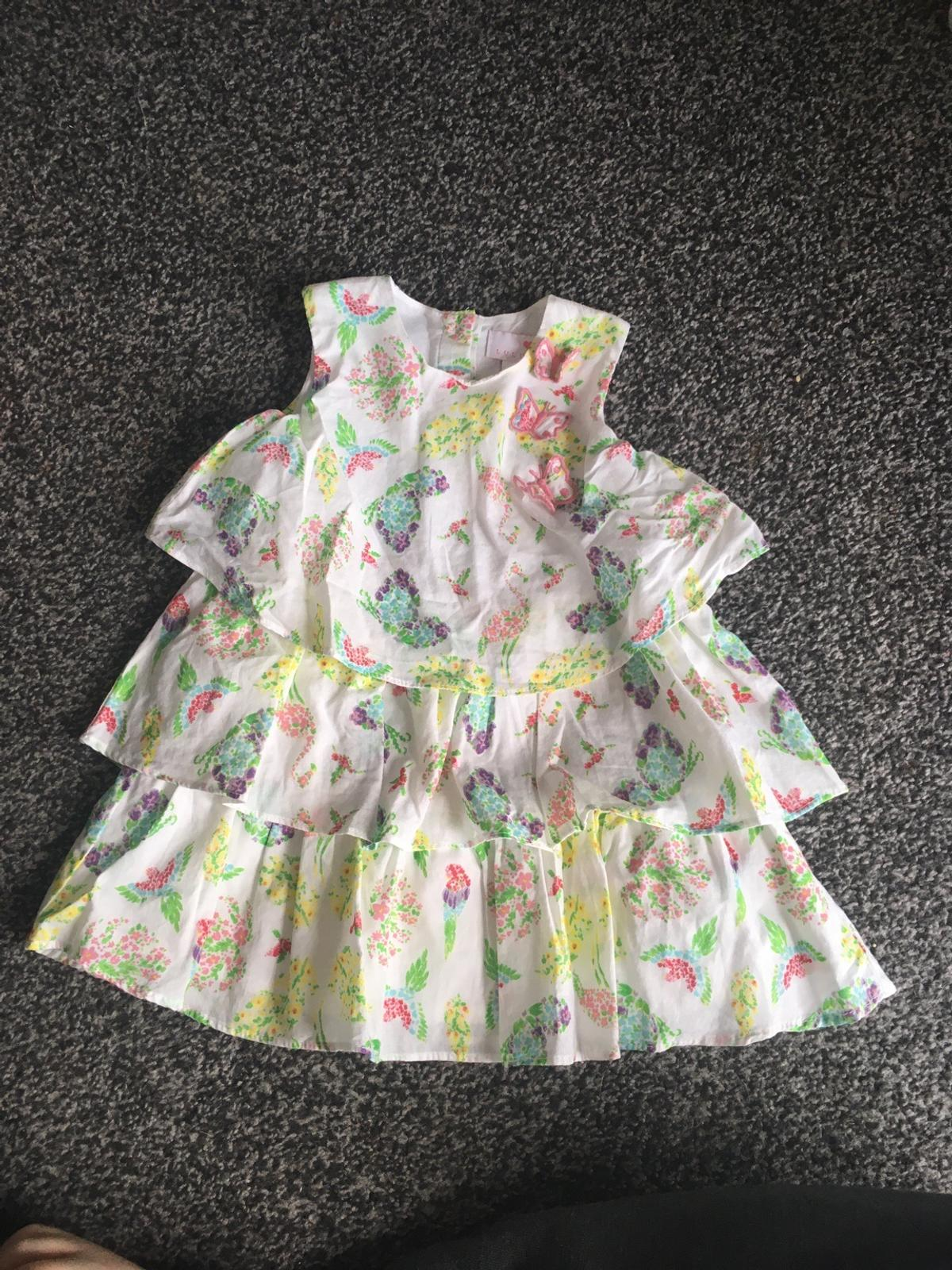 Beautiful little dress from Lulurain. Never got worn. Excellent condition.  Collection from Rotherham S60 2UR Can deliver locally for fuel
