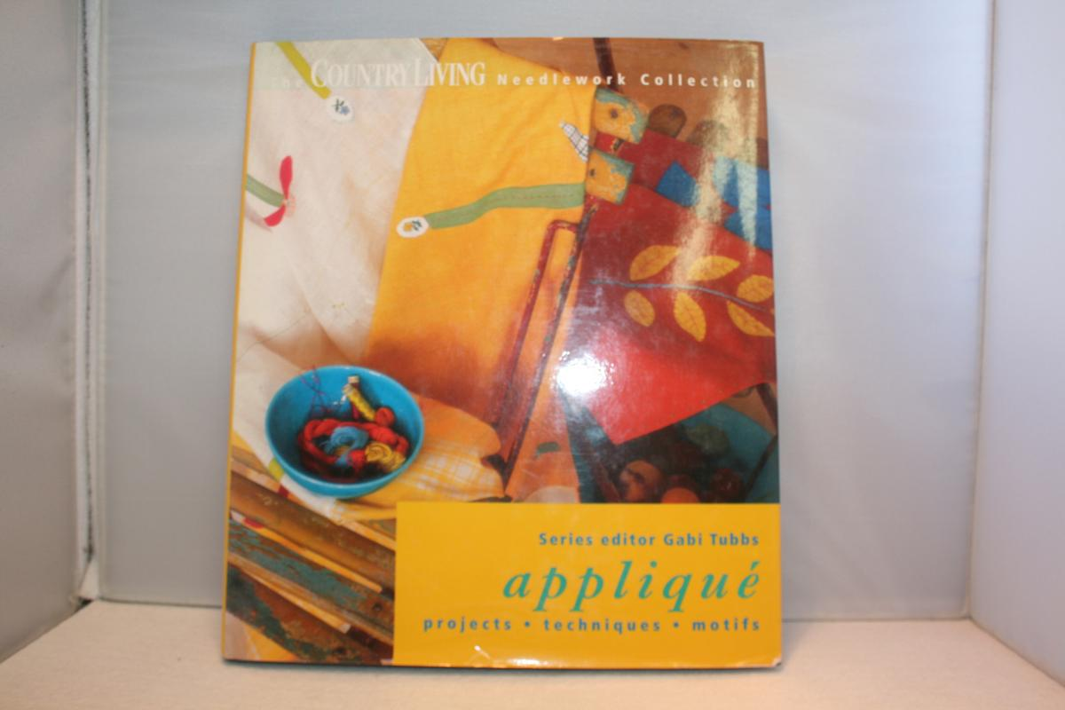 Country Living Needlework Collection - Applique