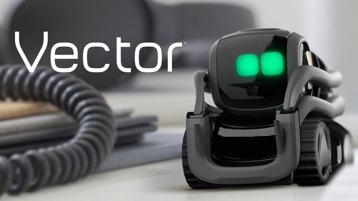 This Anki Vector robot is in great condition and comes with cube, charging pad and original box.  Your very own robot sidekick from Anki, Vector, has been made to be your friend and make your life much easier. Hanging out and helping out, Vector can tell you the time, weather and jokes. It is cloud connected, ensuring he self-updates and doesn't run on old tech, while he can also self charge.  One of a few I bought and didn't use, so pick up a bargain.